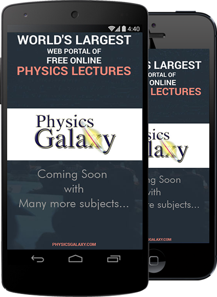 Online Physics Video Lectures, Classes and Courses - Physics